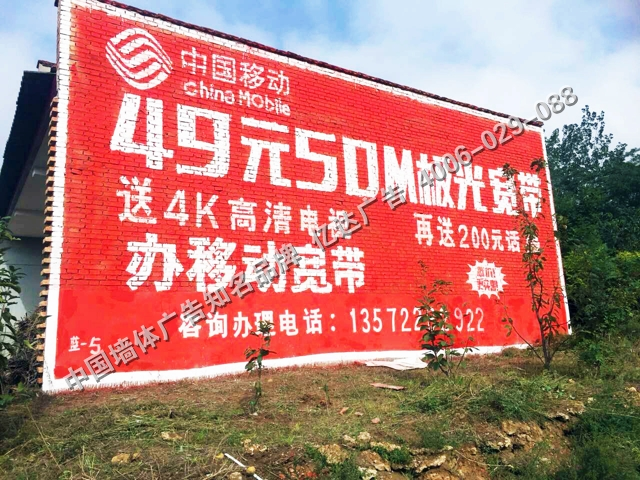 中国移动高墙手绘墙体广告.jpg